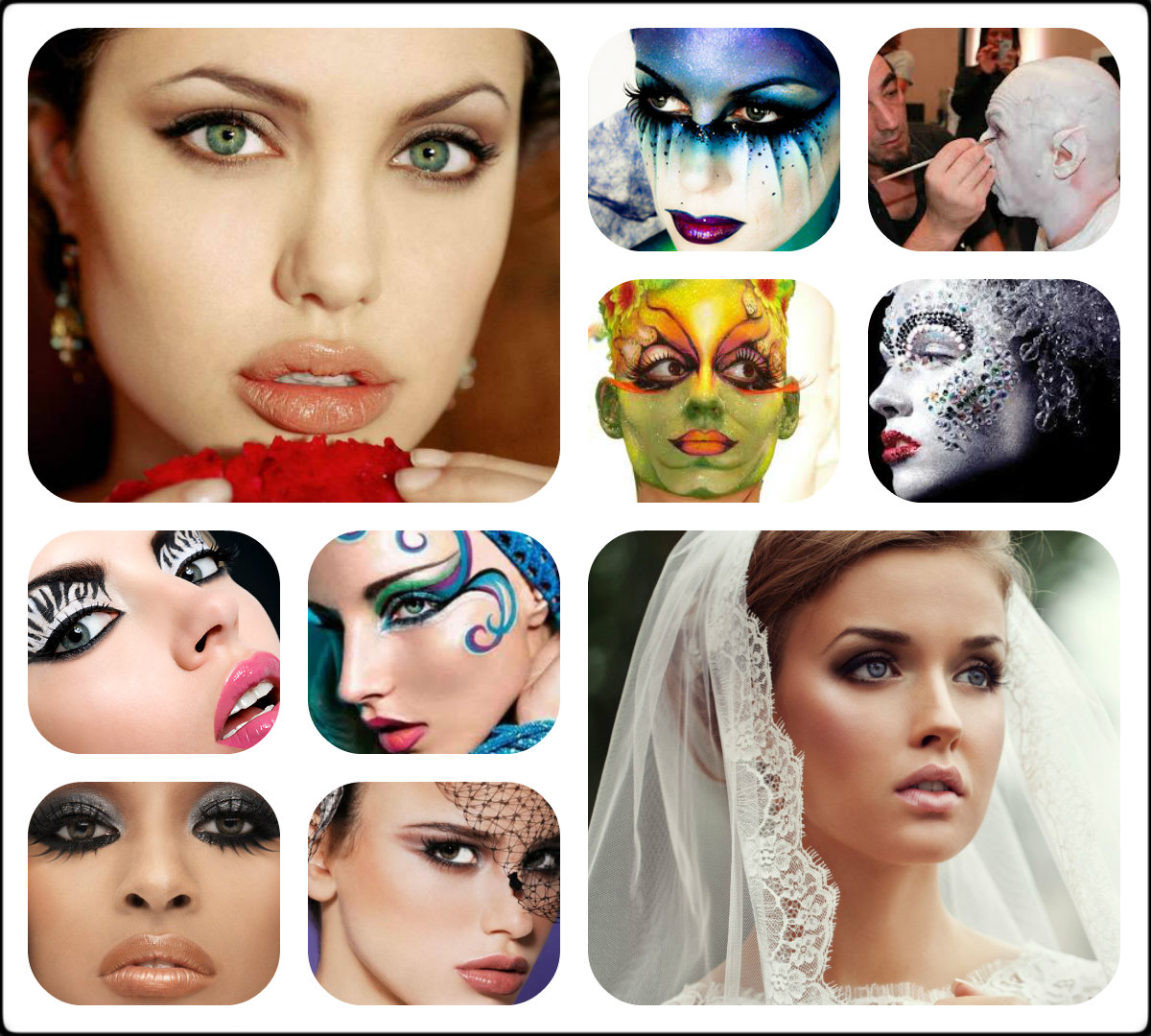 4ed879f3e Historia del maquillaje   Marketing y Comunicación perfumería y ...