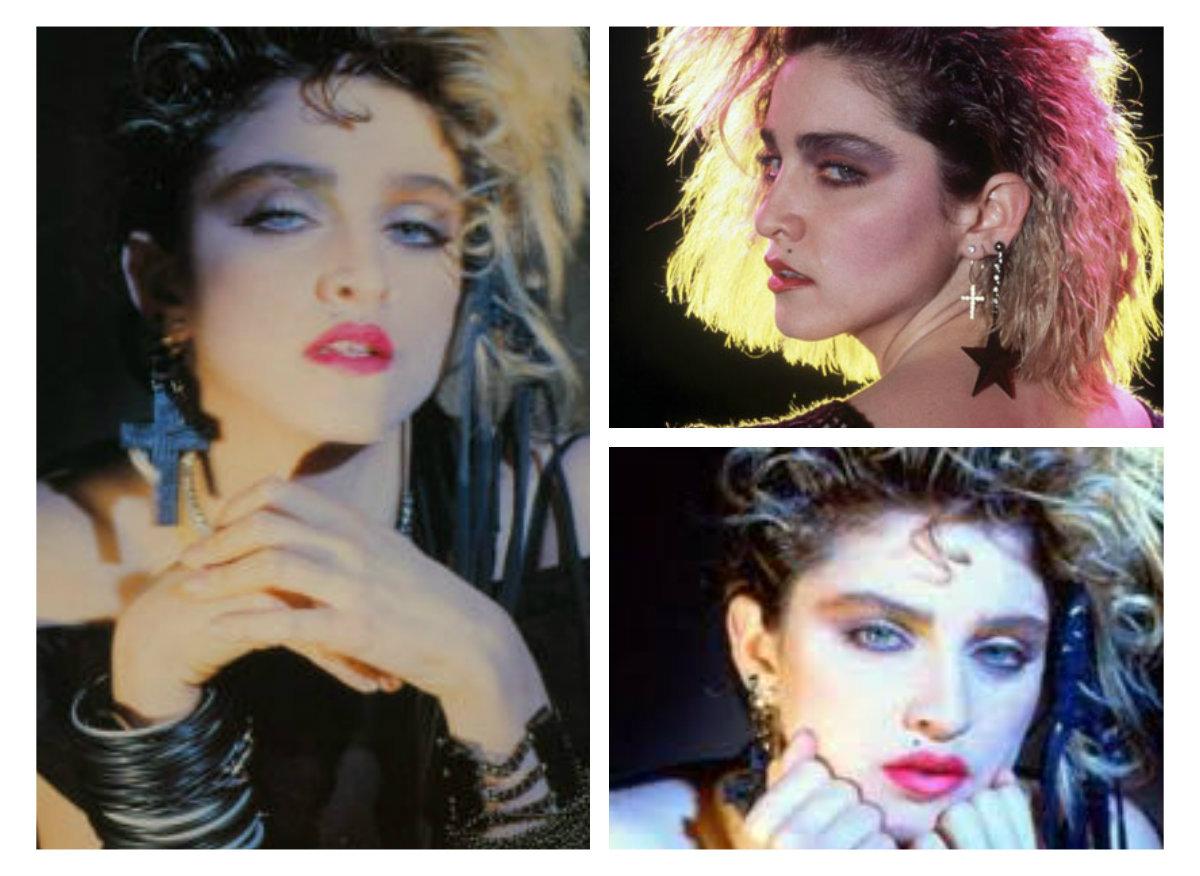 Maquillaje En La Era Moderna De Los A 241 Os 60 A Los 90